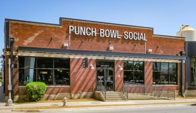 Punch Bowl Social Closes