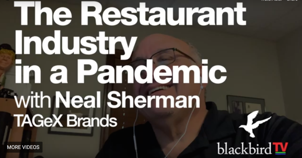 The Restaurant Industry in a Pandemic