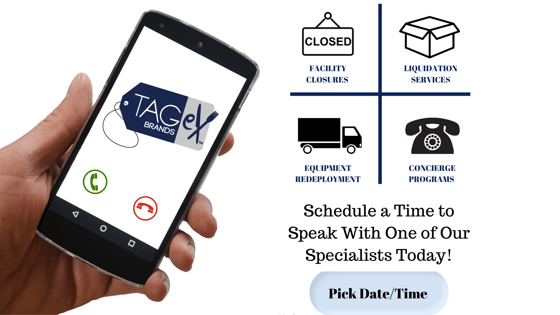 TAGeX Schedule a Call